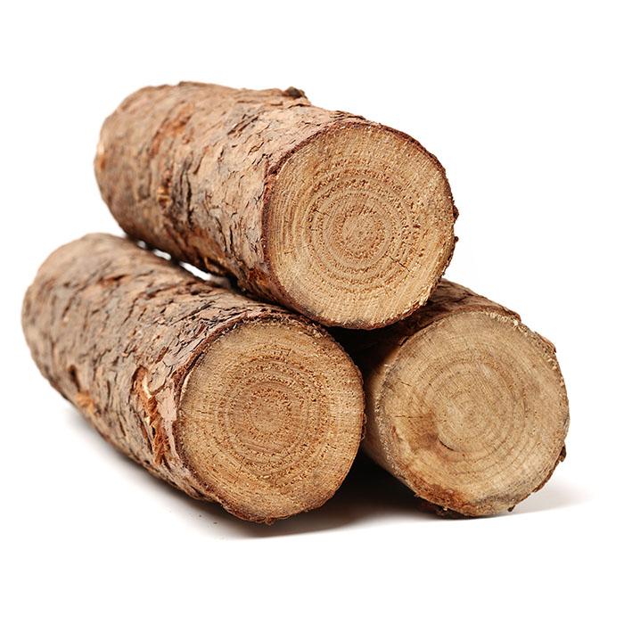 Stammholzstapel